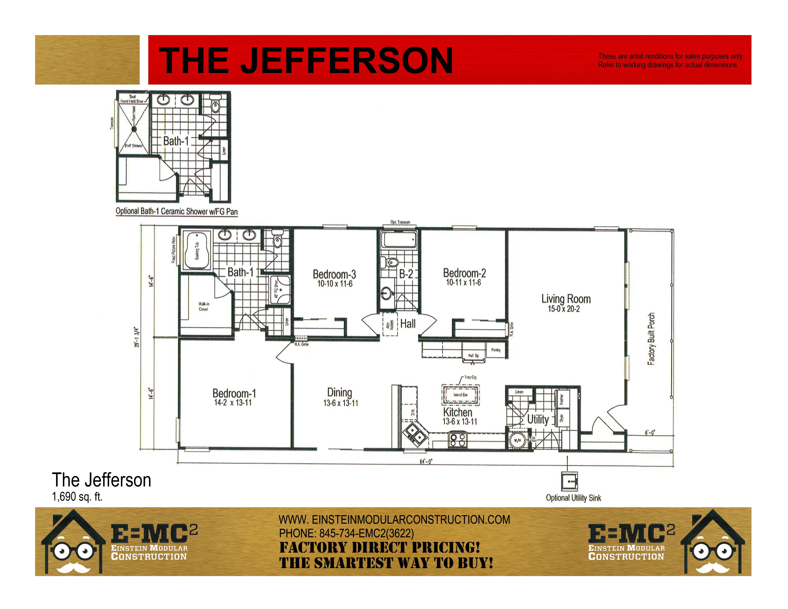 The Jefferson | Einstein Modular Constuction