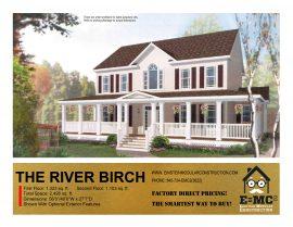 The River Birch