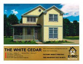 The White Cedar